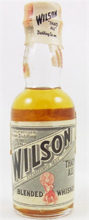 Wilson Whiskey Blend 80@ 750ml - Case of 12